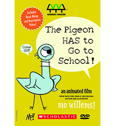 Pigeon HAS to go to School! The