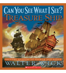 Can You See What I See? Treasure Ship