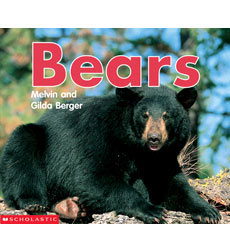 Scholastic Time-to-Discover Readers: Bears