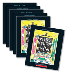 MISS NELSON BOOK IS MISSING