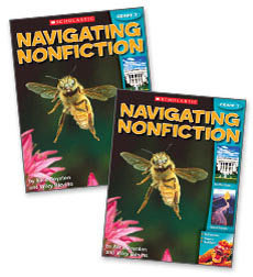 Navigating Nonfiction: Grade 3 Prepack