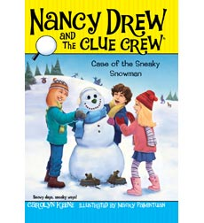 Nancy Drew and the Clue Crew: Case of the Sneaky Snowman