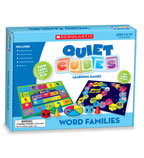 Word Families Quiet Cubes Learning Games