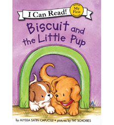 Biscuit—My First I Can Read!™: Biscuit and the Little Pup