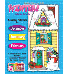 Winter! Idea Book