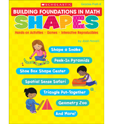 Building Foundations in Math: Shapes