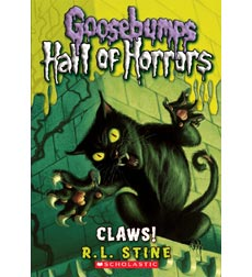 Goosebumps Horrorland-Hall of Horrors: Claws!