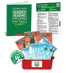Guided Reading Text Types: Level W
