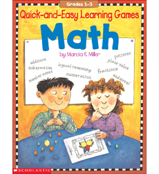 Quick-and-Easy Learning Games: Math