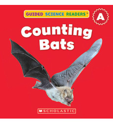 Guided Science Readers: Seasons—Level A: Counting Bats