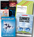 My Books Summer Grades 9-12 Fiction Focus (5 Books)