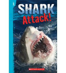 Shark World: Shark Attack! 9780545724937