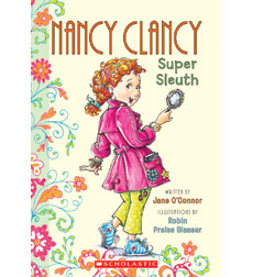Nancy Clancy Super Sleuth