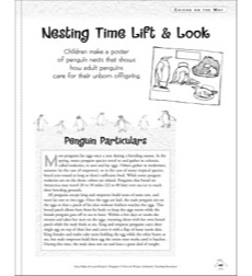 Nesting Time Lift & Look: Easy Make & Learn Project