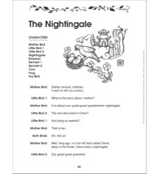 The Nightingale: Fairy Tale Play