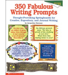 350 Fabulous Writing Prompts