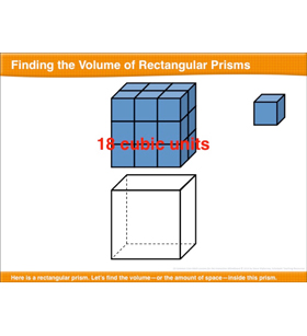 Finding the Volume of Rectangular Prisms: Math Lesson