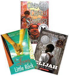 Diverse Historical Fiction Grades 6-8