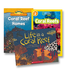 Captain Barrington Irving: Coral Reef Restoration Grades K-2
