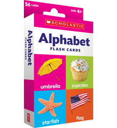 Flash Cards: Alphabet