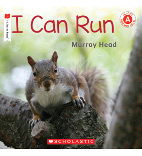 I Like to Read: I Can Run
