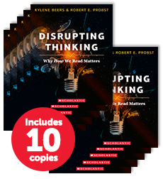 Disrupting Thinking (10-copy pack)