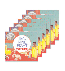 Guided Reading Set: Level H - Ten, Nine, Eight