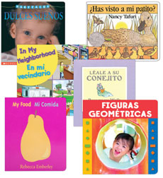 Early Literacy Developmental Milestones Collection: Ages 18-24 Months (Spanish)