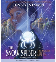 The Magician Trilogy: Book One: The Snow Spider