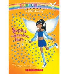 Rainbow Magic-The Jewel Fairies: Sophie the Sapphire Fairy
