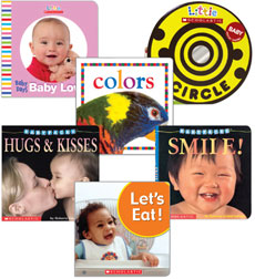 Early Literacy Select: Ages 6-12 Months