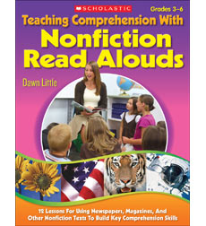 Teaching Comprehension With Nonfiction Read Alouds