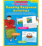 The Big Book of Reading Response Activities: Grades 4–6
