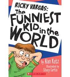 Ricky Vargas: The Funniest Kid in the World