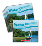 Guided Reading Set: Level D – Water Changes