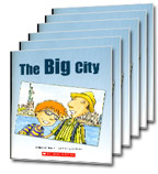 Guided Reading Set: Level D – Big City, The