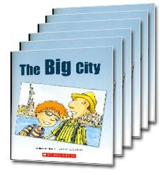 Guided Reading Set: Level D - Big City, The