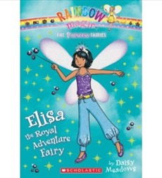 Princess Fairies: Elisa the Royal Adventure Fairy