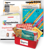 Comprehension Clubs Grade K Theme Set: All Kinds of Jobs