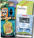 My Books Summer Grade 6 Fiction Focus (5 Books)
