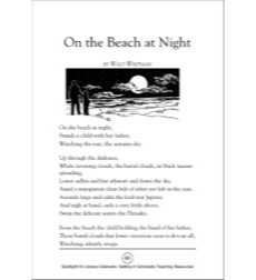 On the Beach at Night & Home-Thoughts, From Abroad (Setting): Spotlight On Literary Elements
