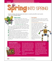 Spring Into Spring: Teaching With the Best of Instructor