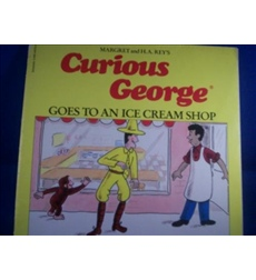 Curious George Goes to an Ice Cream Shop