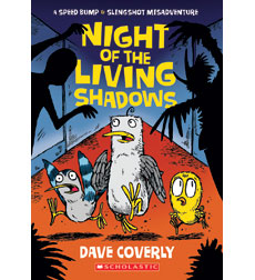 Night of the Living Shadows