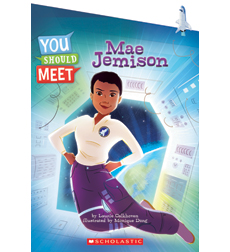 Ready-to-Read - You Should Meet: You Should Meet Mae Jemison