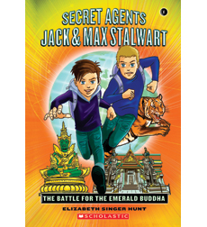 Secret Agents Jack & Max Stalwart¶: The Battle for the Emerald Buddha