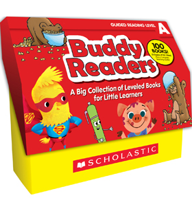Buddy Readers: Level A (Class Set)