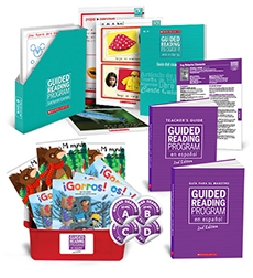 Guided Reading en español, 2nd Edition and Lecturas Cortas Grade K Bundle
