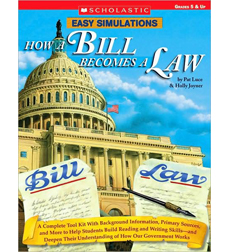 Easy Simulations: How a Bill Becomes a Law