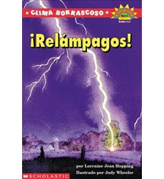 Hello Reader!® Science Level 4: Clima borrascoso: ¡Relámpagos!